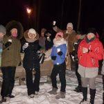 Zimowa integracja pracowników na śniegu