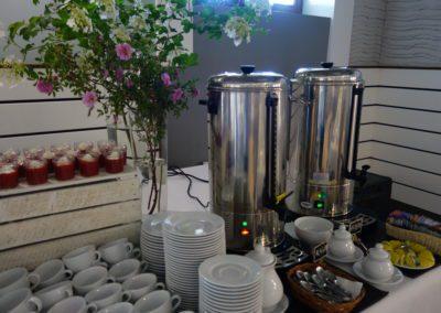 Bufet herbaciano- kawowy