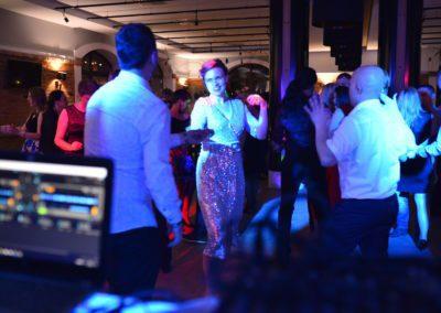 impreza tańce