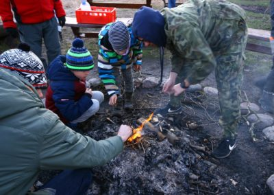 Survival i bushcraft dla dzieci