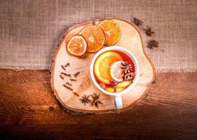 Restauracja herbata