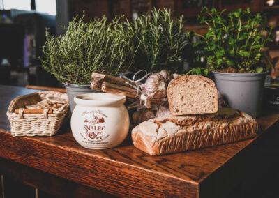 Restauracja chleb i zioła