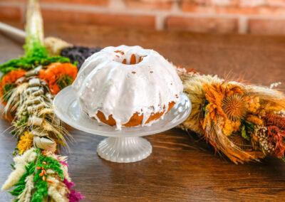 Wielkanoc catering Babka wielkanocna