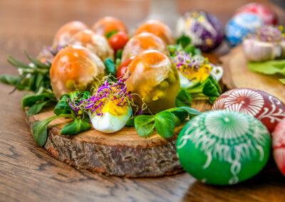 Wielkanoc catering Galert wieprzowy