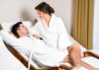SPA romantyczny pobyt