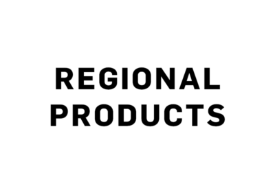 REGIONAL PRODUCTS