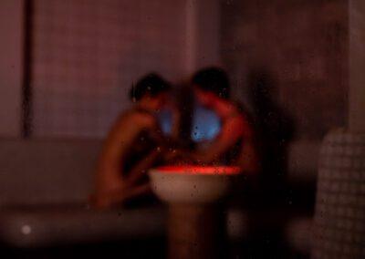 SPA łaźnia parowa sauna