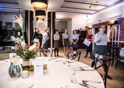 kelnerzy wesela