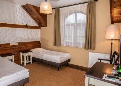 Pokój 2-osobowy w Folwarku