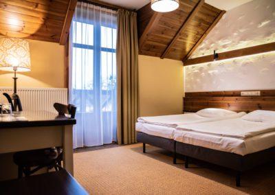 Pokój 2-osobowy Lux w Folwarku