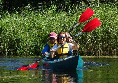 spływ-rzeka-kajaki-lato-mazury