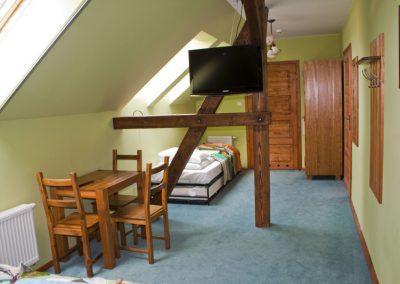 Pokój 3-osobowy w Starym Spichlerzu