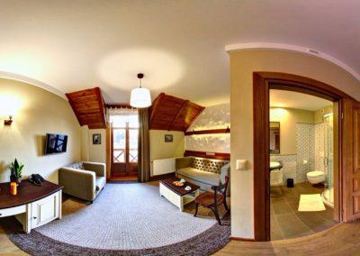 Pokój - apartament