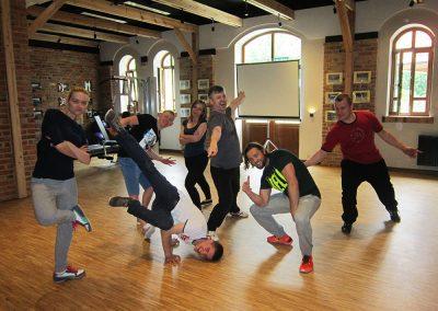 Warsztaty taneczne - Mazury - Zielone Szkoły