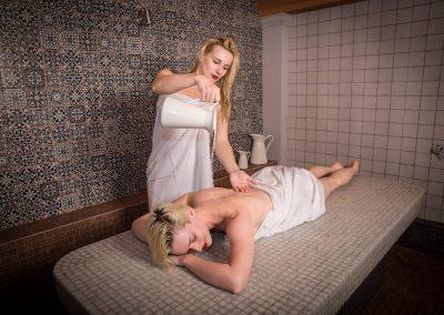 SPA Mazury - sauna parowa