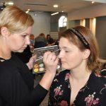 Zajęcia z wizażu podczas Kobiecego Weekendu