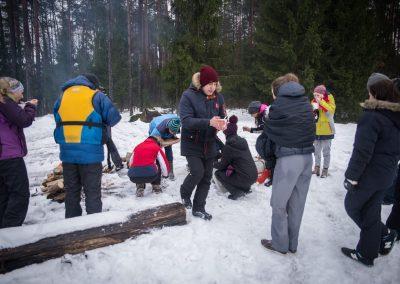 Integracja zimowa