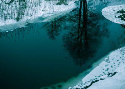 Jezioro - Mazury