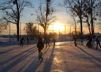 Zawody - hokej